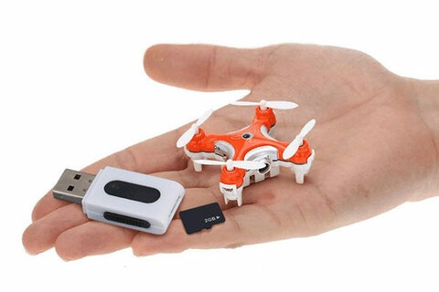 Grab the world's smallest camera drone for only $25!