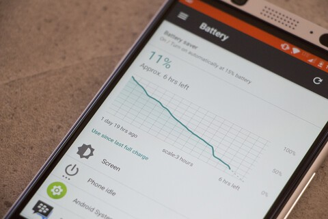 BlackBerry KEYone owners are loving the long battery life!