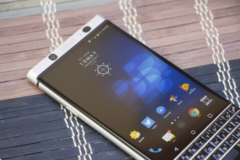 Which BlackBerry KEYone wallpaper is your favorite?