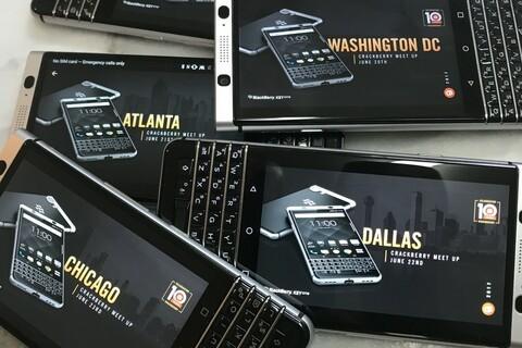 RSVP Now for CrackBerry Meetups in Boston, Washington, Atlanta, Dallas and Chicago!