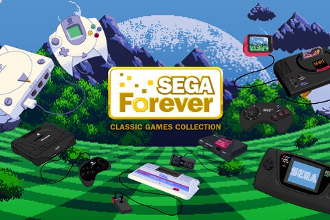 SEGA Forever brings Sonic the Hedgehog, Altered Beast, and more to mobile for free!