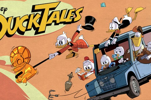 Grab the first episode of Disney's new DuckTales series from Google Play for free!
