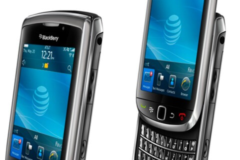 Press Release: Official AT&T BlackBerry Torch 9800 Availability and Pricing Announced; First Device with BlackBerry 6!