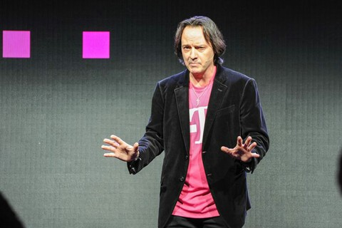 T-Mobile reports largest quarterly growth in company history