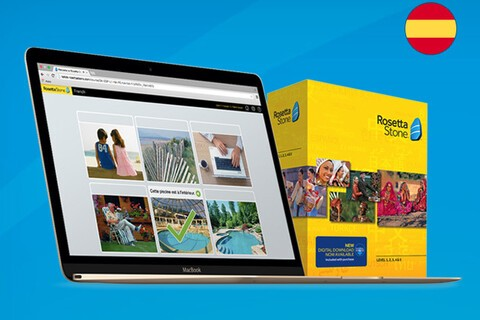 Learn a new language with Rosetta Stone for just $150