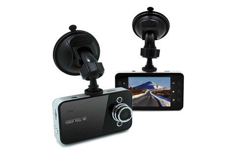 Record your next commute with this dash cam and microSD card for $25