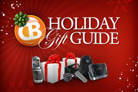 CrackBerry Holiday Gift Guide - Gifts for the BlackBerry traveler
