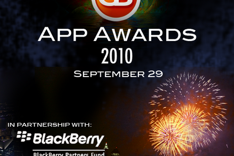 Reminder: CrackBerry App Awards Party Tonight!!!!