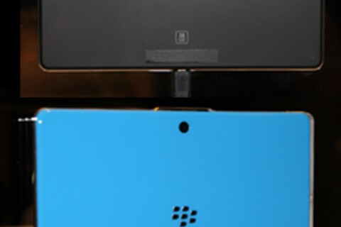 BlackBerry PlayBook Color Availability - Which Color Would You Go For?