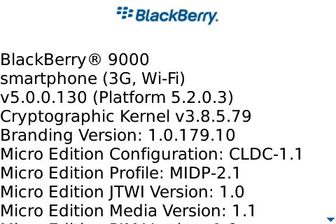 Leaked: OS 5.0.0.130 for Bold and Curve 8900!