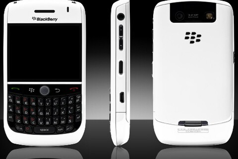 """Colorware Now Offering """"Parts Only"""" For The BlackBerry Curve 8900"""