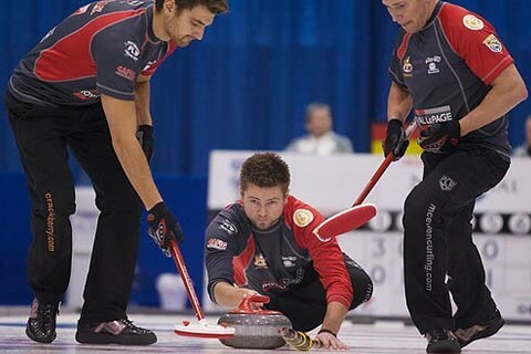 Like the sport of Curling? Watch CrackBerry-sponsored Team McEwen today at 1pm ET in the Canadian Open finals! (Update: We Won!)