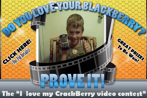 Reminder: Last Chance to Get Your I LOVE MY BLACKBERRY Videos Recorded and Submitted!