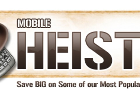 The MobileHeist is Back! Save 50% on 15 Exciting BlackBerry Apps Until this Monday, July 20th