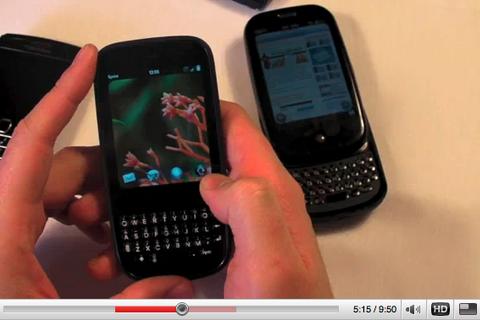 Video: Palm Pre / Pixi / WebOS Hands-On Walk Through, Smartphone Round Robin