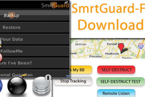 Introducing SmrtGuard-Free: Provides Remote Tracking and Wiping of Device (and More) for Free!