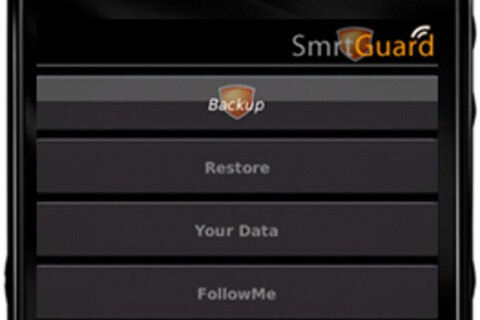 Try SmrtGuard and you could Win a BlackBerry Curve 8520