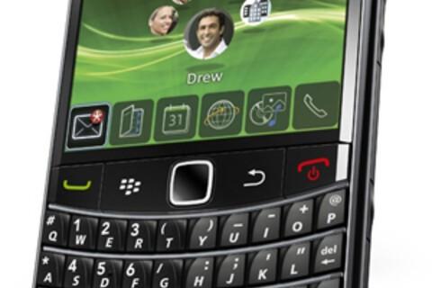 T-Mobile BlackBerry Bold 9700 Marketing Image!