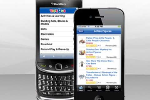 Toys R Us adds new enhancements to mobile site for the holidays