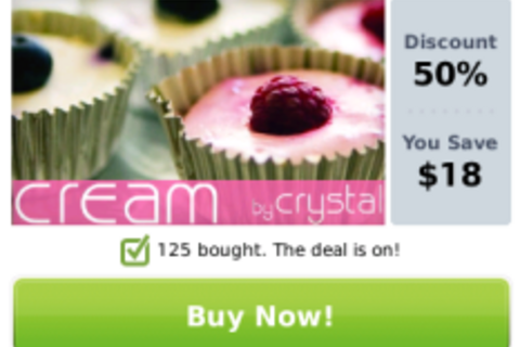 Groupon for BlackBerry now available!