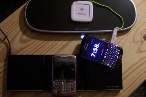 Review: PowerMat Home/Office & Travel Charging Mats