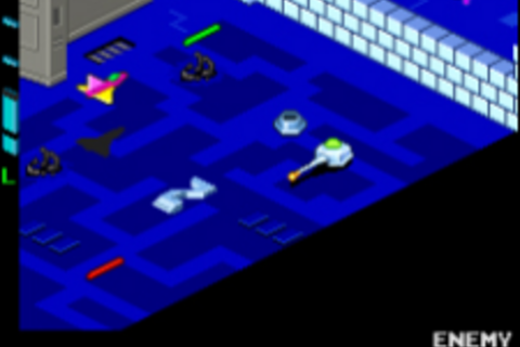 Old School Arcade Shooter Zaxxon Now Available in BlackBerry App World