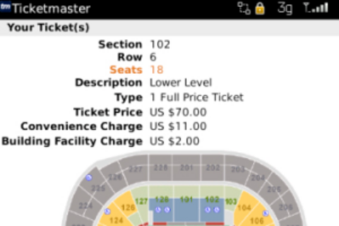 Ticketmaster App Updated - Now Available for All Devices