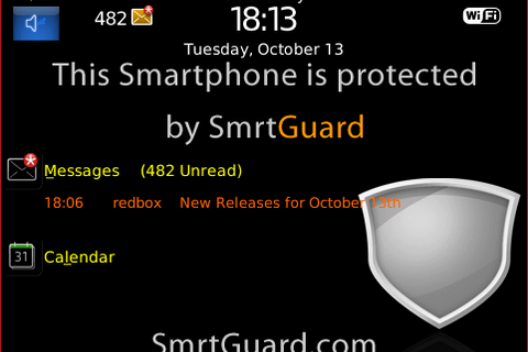 SmrtGuard Protection Theme Deters Would-Be Thieves