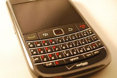 Verizon BlackBerry Bold 9650 Review