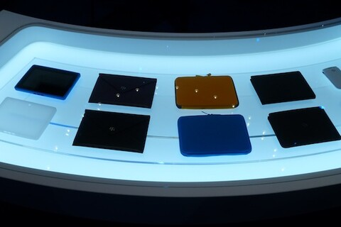 First Look: BlackBerry PlayBook Cases