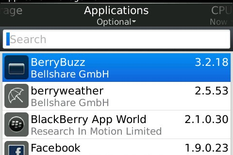 How do you use your BlackBerry: How many 3rd party apps do you have on your device?