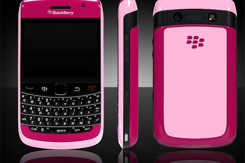 CrackBerry Colorware Bold 9700 Finds Its New Home