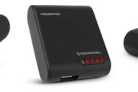 CES 2010: Technocel PowerPak - Portable Battery and Home Charger in One