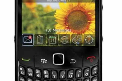 AT&T Announces The BlackBerry Curve 8520 Smartphone