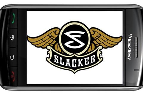 Slacker Radio Now Pushed To Verizon Storm