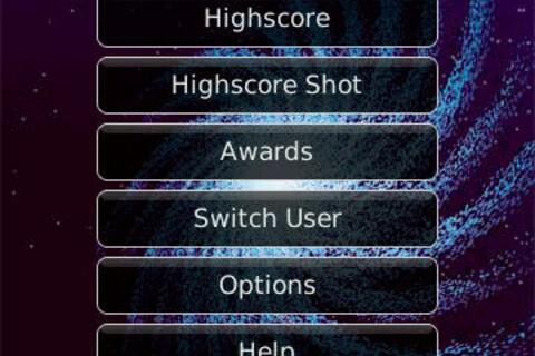 Free BlackHole Game for BlackBerry Storm