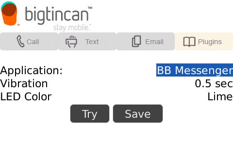 BigTinCan BuzzMe Premium - Get It Here First - 500 Copies to Give Away!