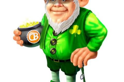 Happy Saint Patrick's Day from CrackBerry.com (Yes, we're half Irish)