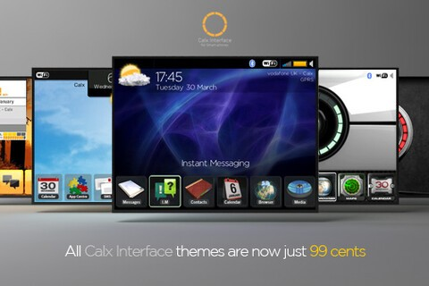 All Calx Design themes now available for just $0.99