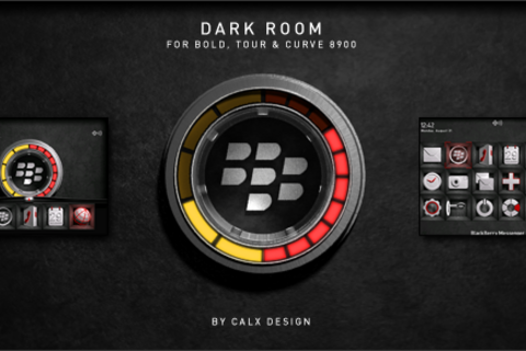 Premium Dark Room Theme for Bold, Tour and Curve 8900