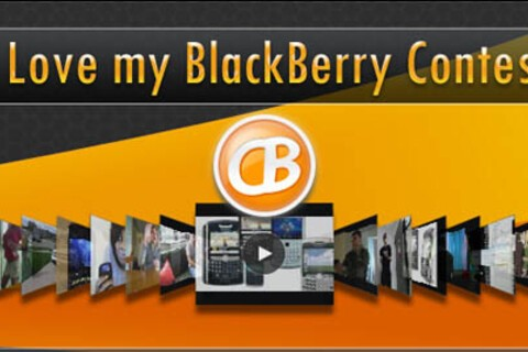 I Love My BlackBerry Contest - Thank You Sponsors!