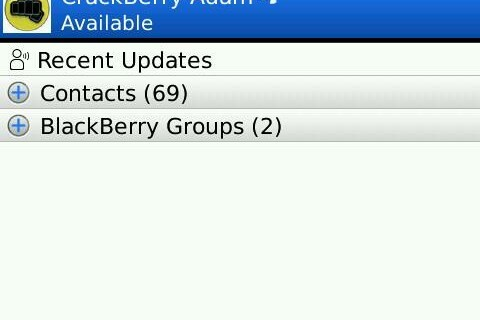 The Definitive Guide to BlackBerry Messenger 5.0