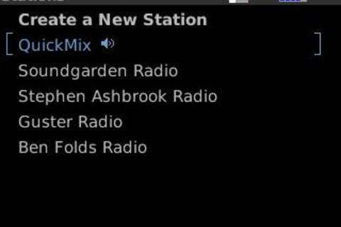 Pandora News: Free Streaming Radio App for BlackBerry Updated with New Features and Fixes
