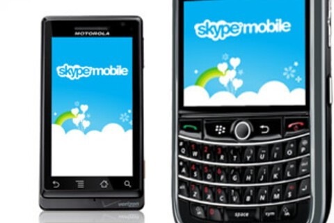 Verizon Wireless and Skype Team Up - Mobile Version for BlackBerry Coming in March