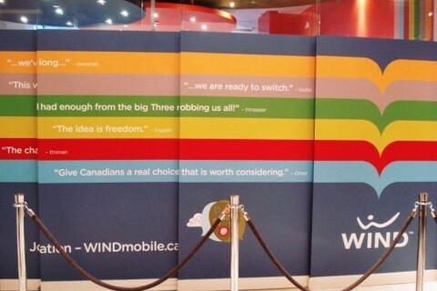 The Complete Recap of WIND Mobile's Official Launch