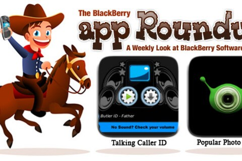 BlackBerry App Roundup for November 19th, 2010! Win 1 of 25 CogniCard coupons worth 50 credits each!