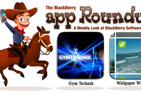 BlackBerry App Roundup for October 8th, 2010! Win 1 of 15 copies of QuickLaunch!