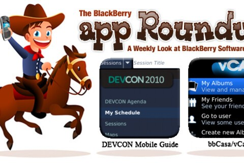 BlackBerry App Roundup for September 24th, 2010! Win 1 of 50 copies of MiniNotes!