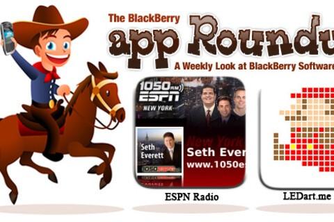 BlackBerry App Roundup for October 15th, 2010! Win 1 of 100 copies of BuzzMe Premium!