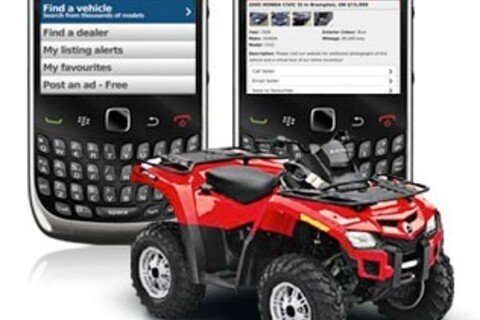 Review: autoTRADER for BlackBerry